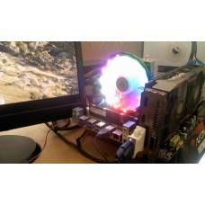 PC Gaming CPU Xeon E5-2640(~i7-3770)/Ram 8G/HDD 250G/VGA 4G