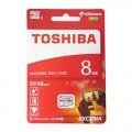 Thẻ nhớ MicroSD Toshiba 8GB